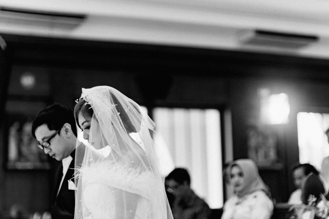 The Wedding of Joseph & Nabila by The Right Two - 026