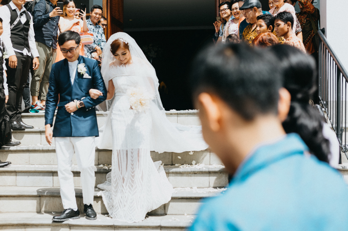 The Wedding of Joseph & Nabila by The Right Two - 030