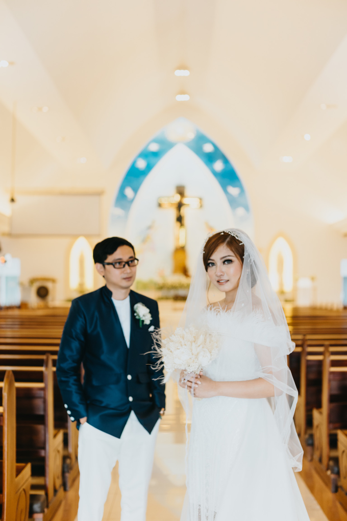 The Wedding of Joseph & Nabila by The Right Two - 034
