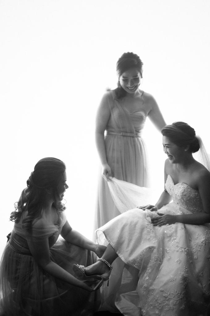 The Wedding of Yogi & Venezia by The Sakala Resort Bali - 005