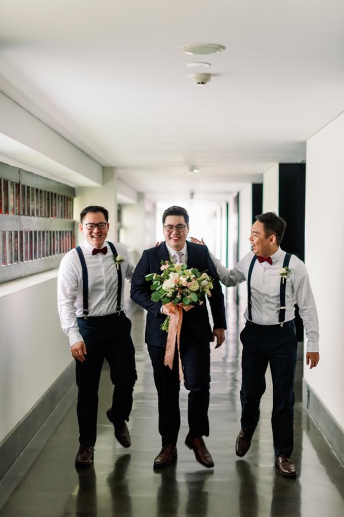 The Wedding of Yogi & Venezia by The Right Two - 008