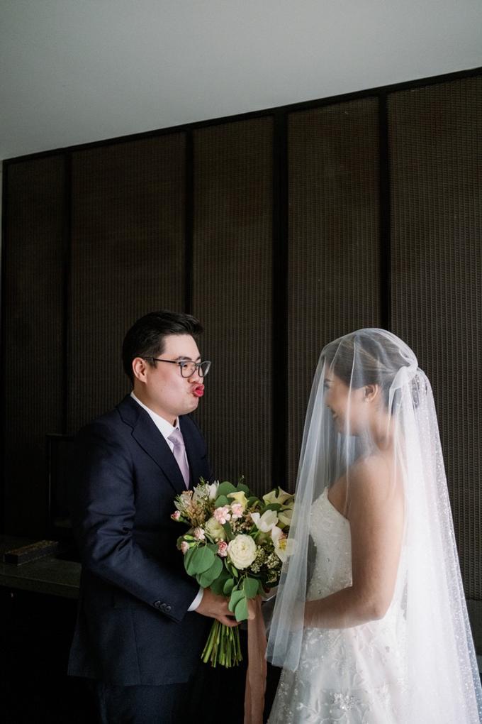 The Wedding of Yogi & Venezia by The Right Two - 012