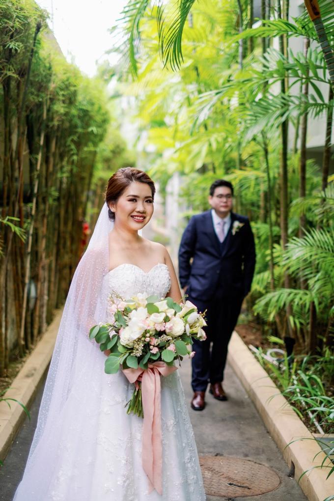 The Wedding of Yogi & Venezia by The Sakala Resort Bali - 017