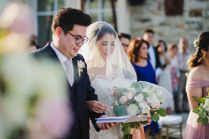 The Wedding of Yogi & Venezia by The Right Two - 019