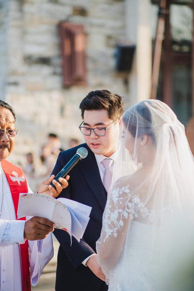 The Wedding of Yogi & Venezia by The Right Two - 020
