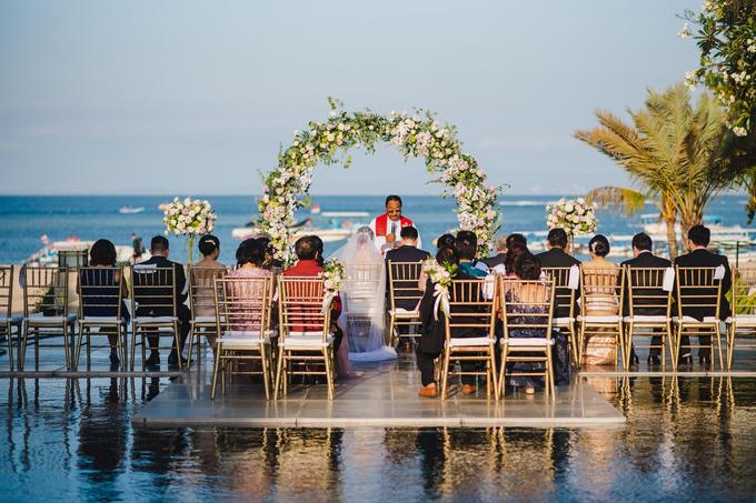 The Wedding of Yogi & Venezia by The Right Two - 021