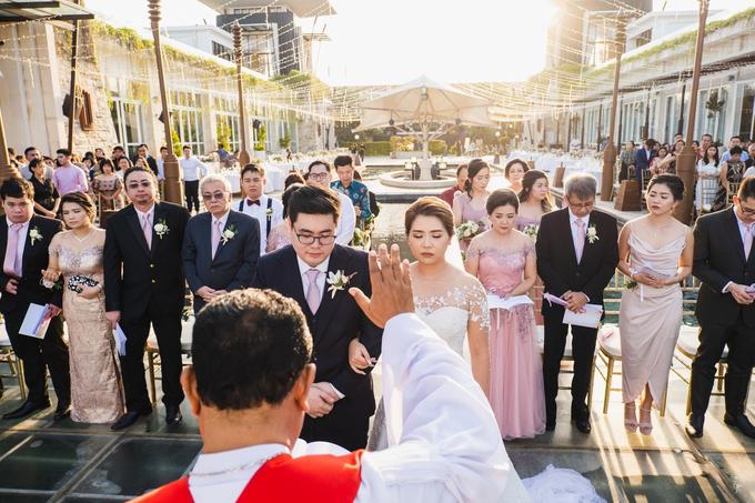 The Wedding of Yogi & Venezia by The Right Two - 024
