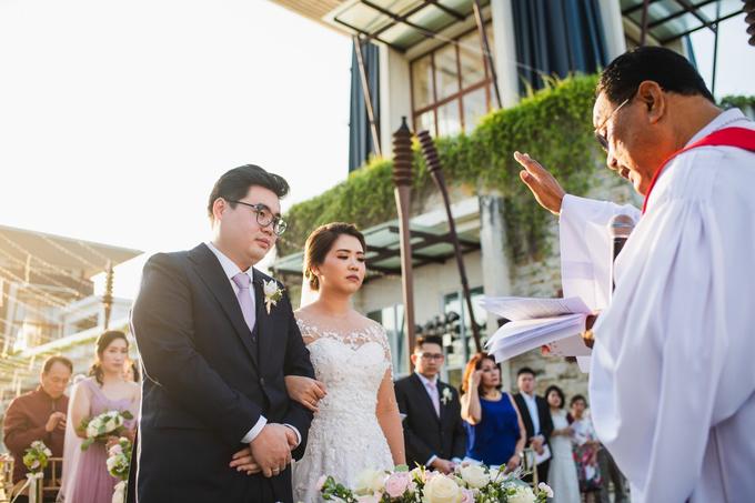 The Wedding of Yogi & Venezia by The Right Two - 025