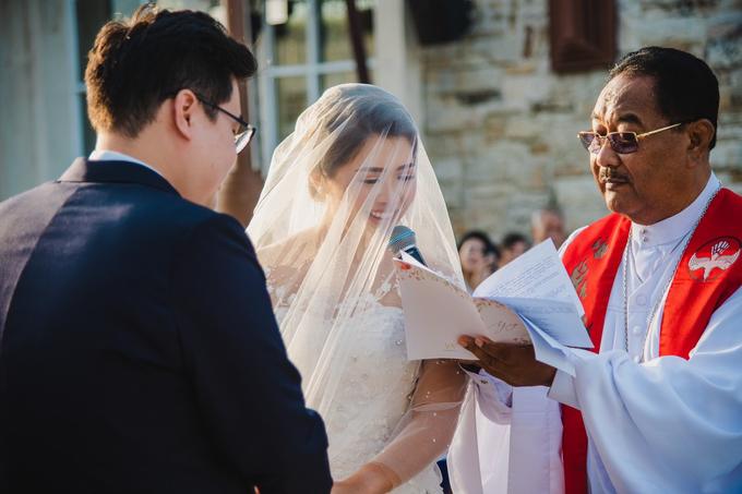 The Wedding of Yogi & Venezia by The Right Two - 023