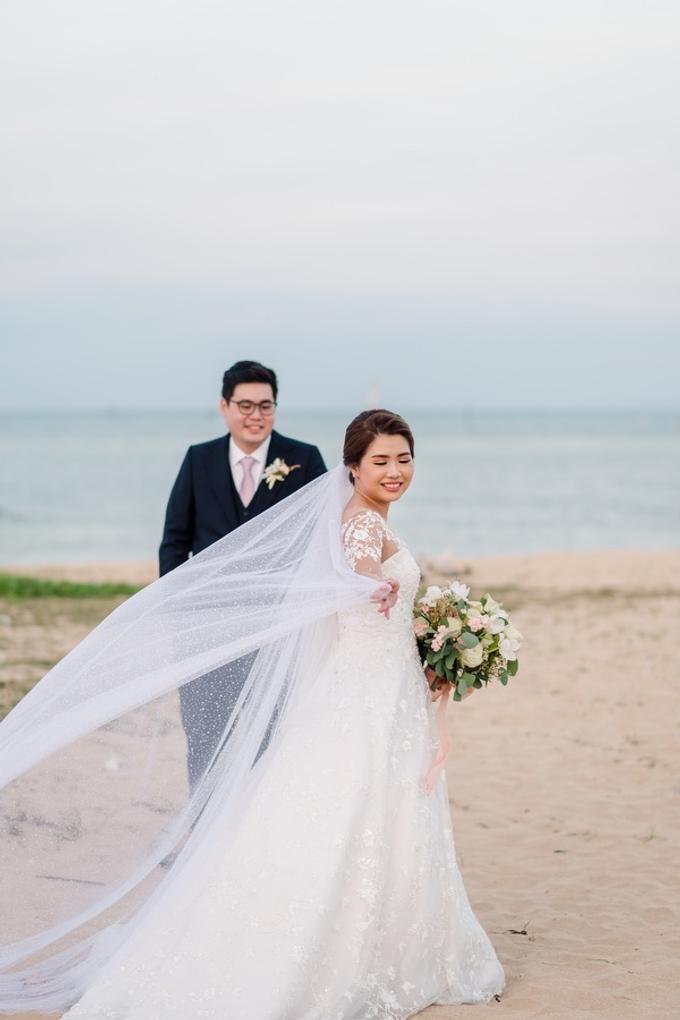 The Wedding of Yogi & Venezia by The Right Two - 026