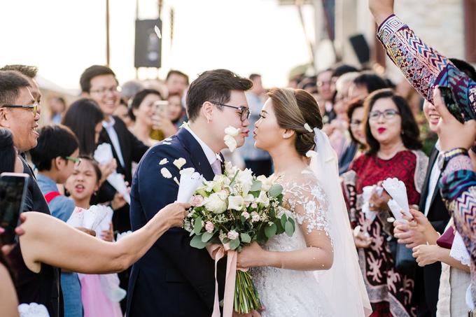 The Wedding of Yogi & Venezia by The Right Two - 027
