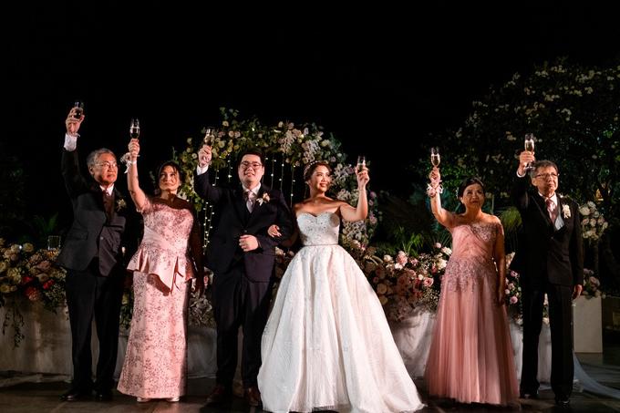 The Wedding of Yogi & Venezia by The Right Two - 031