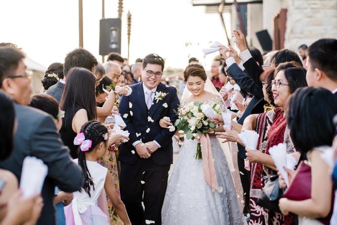 The Wedding of Yogi & Venezia by The Right Two - 028