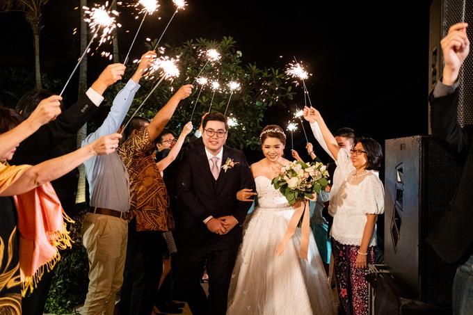 The Wedding of Yogi & Venezia by The Right Two - 030