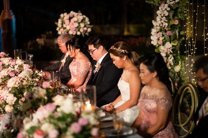 The Wedding of Yogi & Venezia by The Right Two - 033