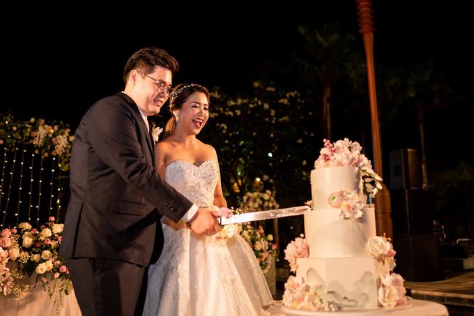 The Wedding of Yogi & Venezia by The Sakala Resort Bali - 036