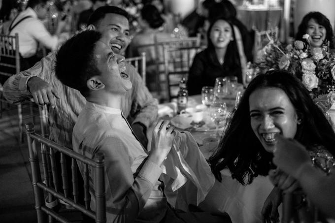 The Wedding of Yogi & Venezia by The Right Two - 032