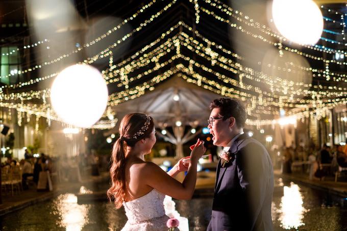 The Wedding of Yogi & Venezia by The Right Two - 037