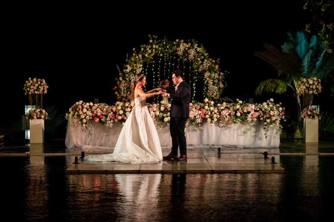 The Wedding of Yogi & Venezia by The Sakala Resort Bali - 040