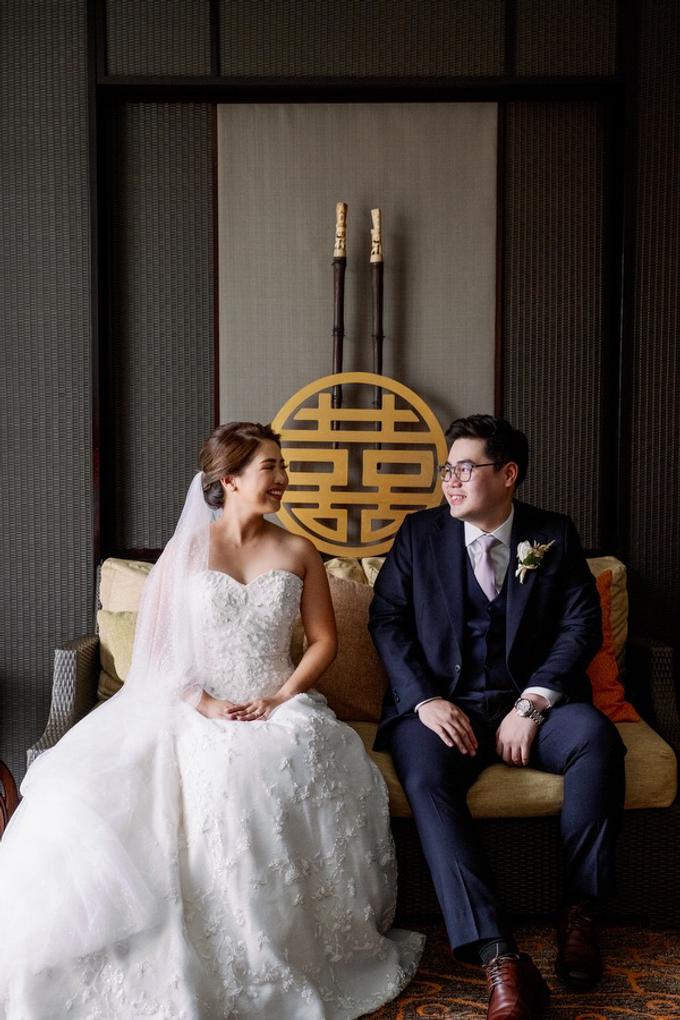 The Wedding of Yogi & Venezia by The Right Two - 042