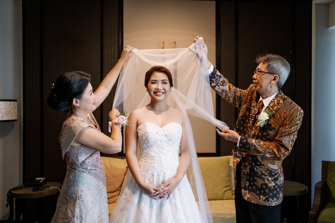The Wedding of Yogi & Venezia by The Sakala Resort Bali - 043