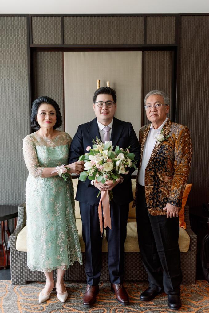 The Wedding of Yogi & Venezia by The Sakala Resort Bali - 044