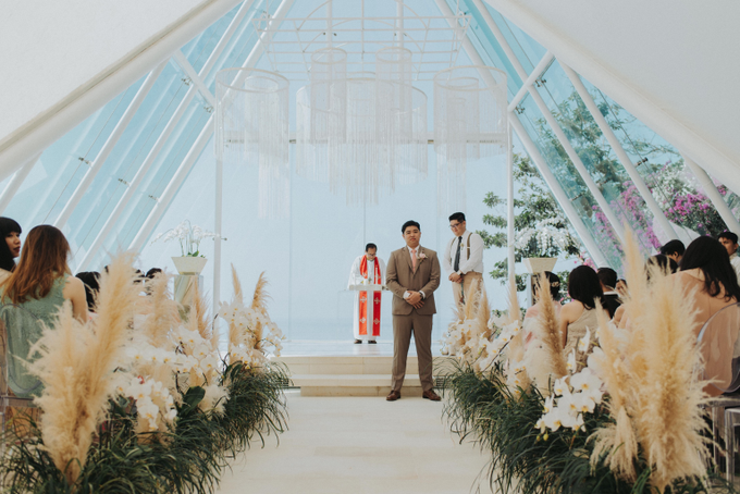 The Wedding of Renaldy & Stephanie by Putri Bali Makeup - 015