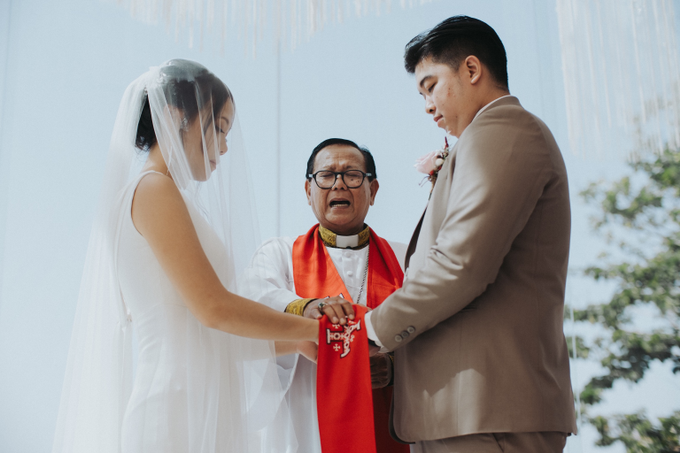 The Wedding of Renaldy & Stephanie by The Right Two - 021