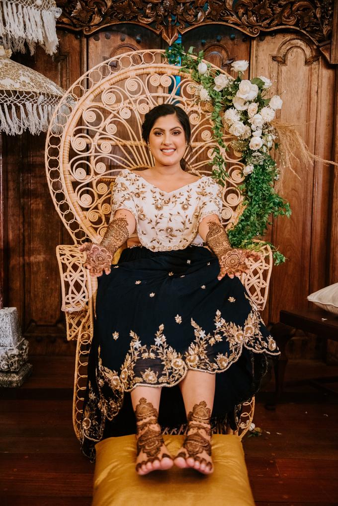 The Wedding of Salim & Sana by d'Oasis Florist & Decoration - 003