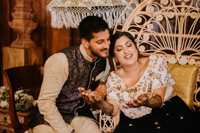 The Wedding of Salim & Sana by d'Oasis Florist & Decoration - 004