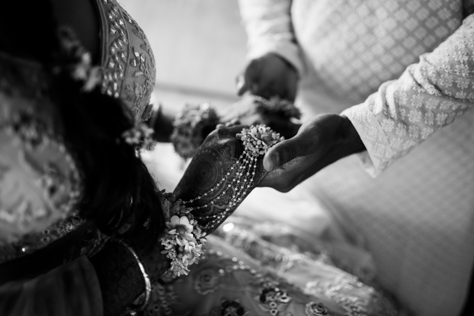 The Wedding of Salim & Sana by d'Oasis Florist & Decoration - 007