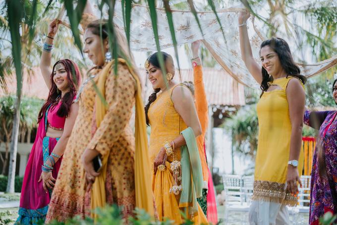 The Wedding of Salim & Sana by d'Oasis Florist & Decoration - 011