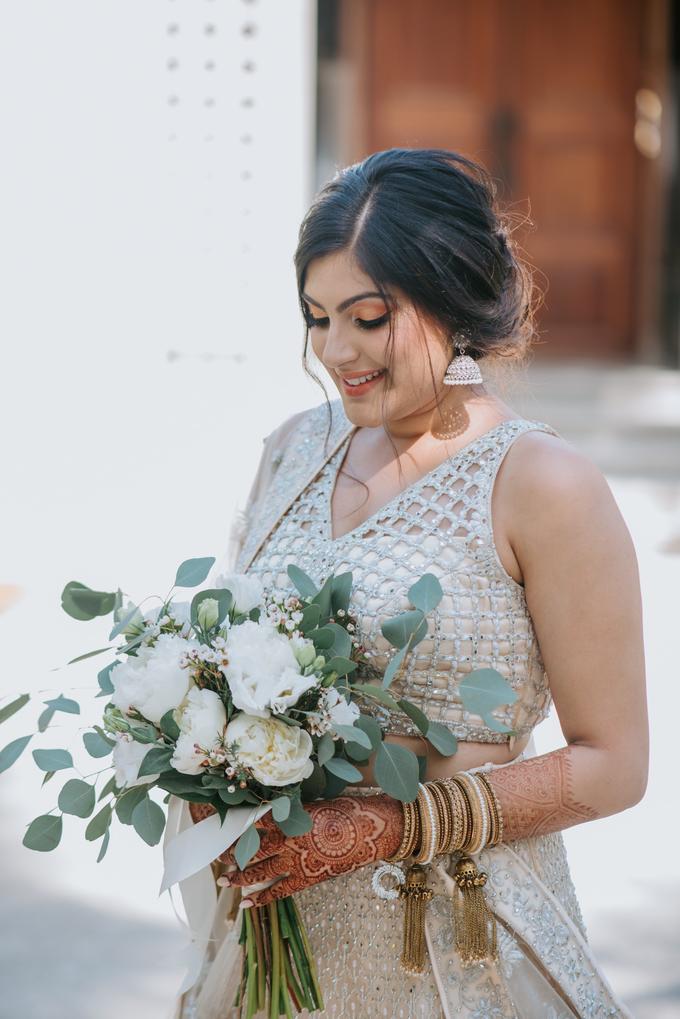 The Wedding of Salim & Sana by d'Oasis Florist & Decoration - 025