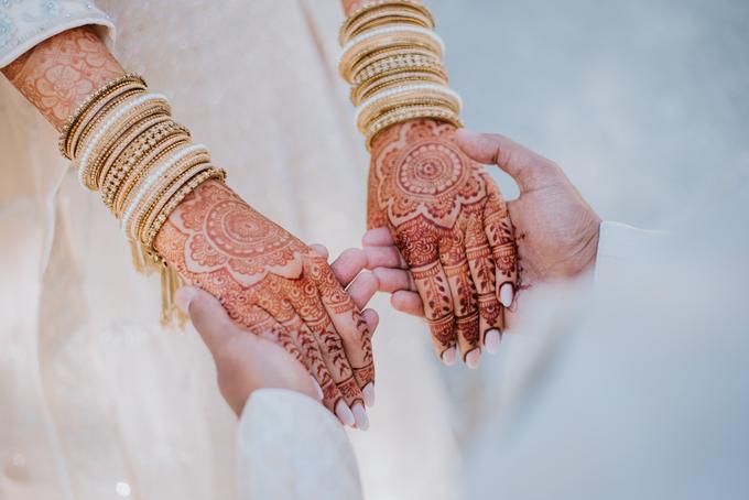 The Wedding of Salim & Sana by d'Oasis Florist & Decoration - 030