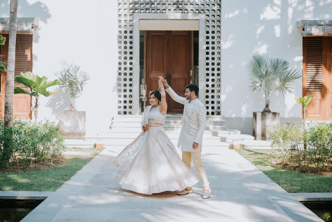 The Wedding of Salim & Sana by d'Oasis Florist & Decoration - 031