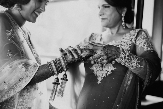 The Wedding of Salim & Sana by The Right Two - 032