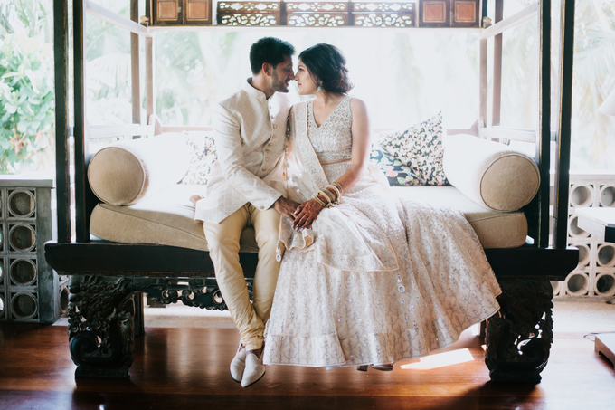 The Wedding of Salim & Sana by d'Oasis Florist & Decoration - 033
