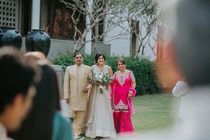 The Wedding of Salim & Sana by d'Oasis Florist & Decoration - 035