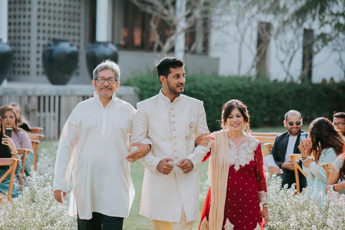 The Wedding of Salim & Sana by d'Oasis Florist & Decoration - 036