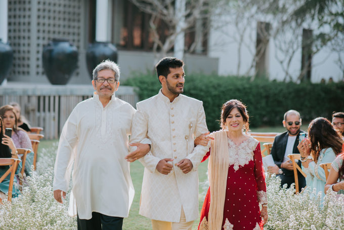 The Wedding of Salim & Sana by The Right Two - 036