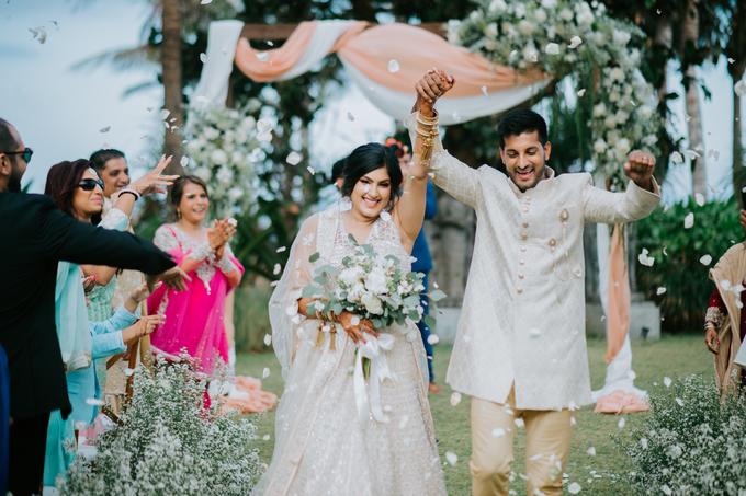The Wedding of Salim & Sana by d'Oasis Florist & Decoration - 039