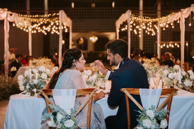 The Wedding of Salim & Sana by d'Oasis Florist & Decoration - 049