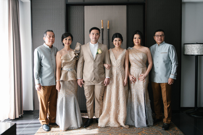 The Wedding of Kevin & Marsha by d'Oasis Florist & Decoration - 015