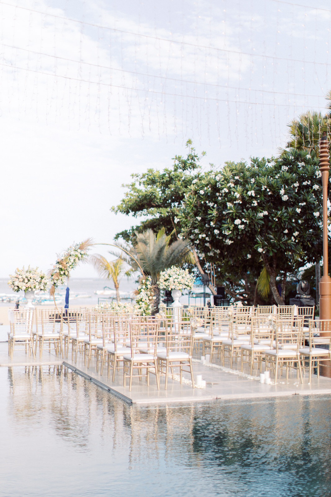 The Wedding of Kevin & Marsha by d'Oasis Florist & Decoration - 016