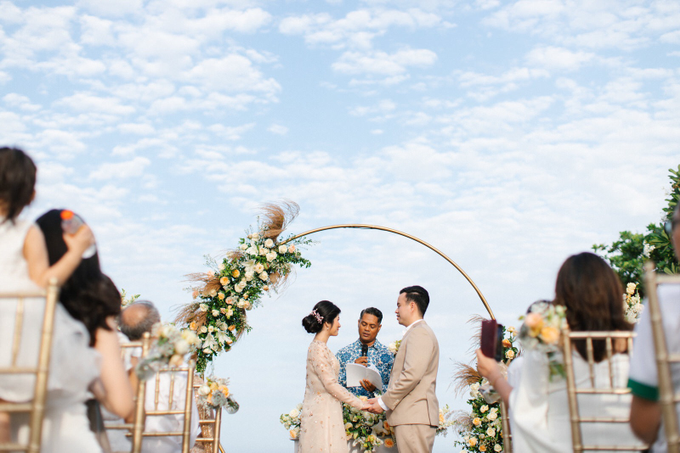 The Wedding of Kevin & Marsha by d'Oasis Florist & Decoration - 021