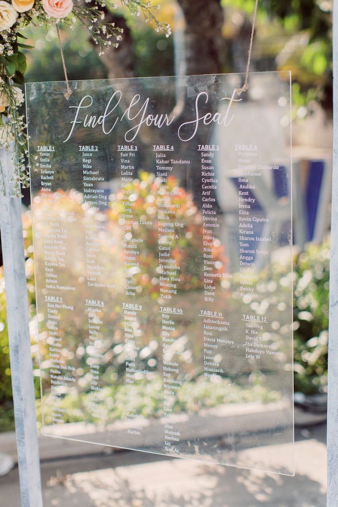 The Wedding of Kevin & Marsha by d'Oasis Florist & Decoration - 040