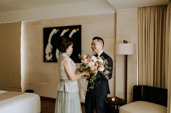 The Wedding of Michael & Stephanie by Latitude Bali - 004