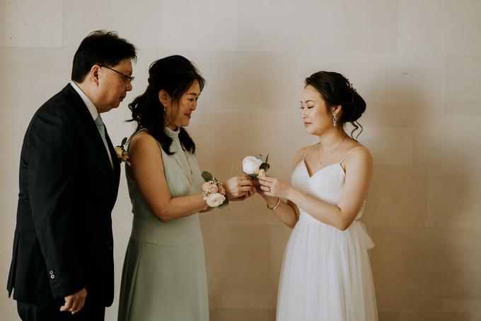 The Wedding of Michael & Stephanie by Latitude Bali - 005