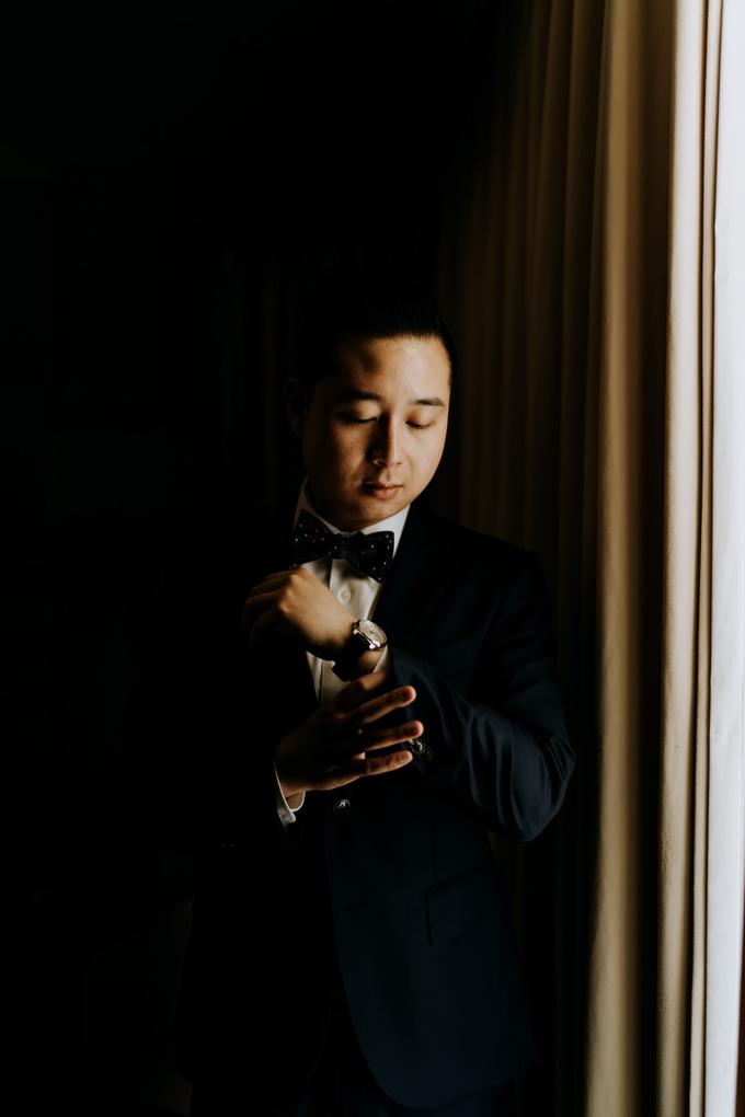 The Wedding of Michael & Stephanie by Latitude Bali - 003