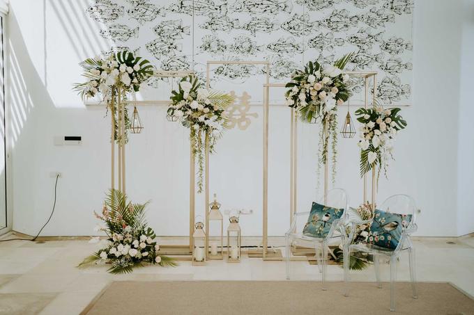 The Wedding of Michael & Stephanie by Latitude Bali - 010